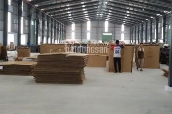 Bán nhà xưởng 6500m2 trong KCN Tân Tạo, quận Bình Tân. LH 0979506968