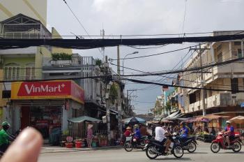 Bán nhà 2 mặt tiền đường chợ và Bùi Minh Trực DT 49,5m2, P.5, quận 8, giá 16 tỷ. LH: 0917565353