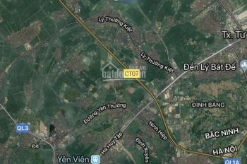 Bán suất ngoại giao đất nền dịch vụ khu đô thị làng nghề Đa Hội, 5,5tr/m2, Từ Sơn, Bắc Ninh