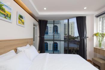 Bán khách sạn 6 tầng biển Nguyễn Văn Thoại