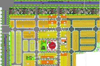 Đất nền siêu hot KDC Phú Hồng Thịnh 10, đường QL1K giao DT 743A. Giá tốt chỉ 21tr/m2, LH 0931022221