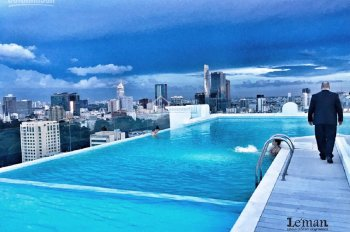 Sở hữu ngay căn hộ đậm chất Thụy Sỹ giữa lòng Sài Gòn Léman Luxury, với mức giá vô cùng ưu đãi từ
