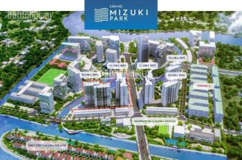 Căn hộ Mizuki Park MT Nguyễn Văn Linh LK PMH, Q.7, Q.8, sắp nhận nhà ở liền giá tốt, 0903148088 CĐT