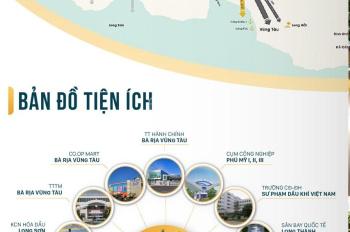 Dự án đất Bà Rịa Sago City, KDC Kim Dinh 4 nhận booking đặt chỗ 20/8 mở bán. 0888859911