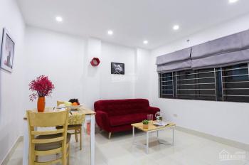 Căn hộ chung cư cao cấp thoáng đẹp đủ đồ tiện nghi gần Trần Duy Hưng. Giá từ 6,8 triệu/tháng