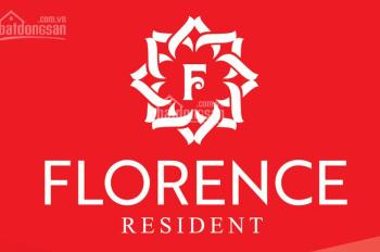 Chuyển nhượng một số nền dự án đất nền Florence Residence Thuận Giao. Cam kết giá tốt nhất khu vực