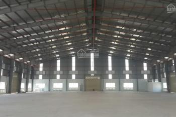 Bán nhà xưởng 5800m2, 12000m2 trong KCN Đức Hòa, huyện Đức Hòa. LH 0909288293