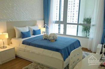 (Nhà mới) cho thuê căn hộ chung cư GoldSeason, DT: 110m2, 3PN, đủ đồ giá 12 tr/th. Hoa: 0909626695