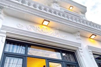 Nhà biệt thự mới 100%, hẻm XH Huỳnh Tấn Phát, Q7. 6x10m (5,6 tỷ)