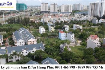 Chuyên nhận ký gửi mua bán nhanh đất nền khu dân cư Hưng Phú 1 + 2, P. Phước Long B, Quận 9