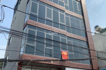 Bán nhà mặt phố DT 102m2, MT 9.2m hướng Bắc, 6 tầng có thang máy, An Dương Vương, Tây Hồ, Hà Nội
