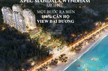 Căn hộ khách Sạn Apec Mandala Wyndham - chỉ 500 triệu - lợi nhuận 15% - LH: 0926569666