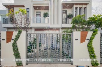4,25 tỷ, nhà phố thiết kế sang trọng, mặt tiền đường nhựa 6m phường Hiệp Thành