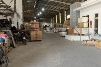 Cho thuê nhà xưởng 500m2, đường Trần Đại Nghĩa, Bình Chánh. LH 0979506968
