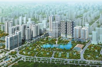 Bán chung cư N01T8 Ngoại Giao Đoàn 93,3m2 đến 136,6m2 tầng đẹp, view hồ từ 31tr/m2, LH 0983638558