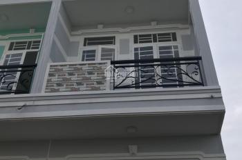 Nhà NC có nội thất 3 máy lạnh, DT 3,2x14m 2 lầu 4PN, HXH, đường Phạm Hữu Lầu nối dài q7, 9,3tr/th