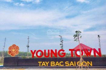 10 suất cuối cùng trung tâm Young Town Tây Bắc Sài Gòn giá 400tr, đối diện công viên Osaka Park