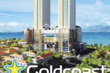 Chính chủ bán cắt lỗ căn hộ Gold Coast 1PN chỉ chênh 50 tr, full nội thất, view biển - 0902921567