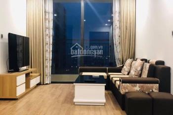Cho thuê căn hộ CC Vinhomes Green Bay, căn góc 90m2 tầng 20 tòa G1, đủ nội thất. LHTT: 0903448179