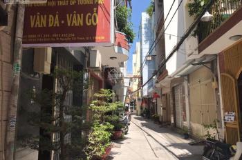 Bán nhà quận 1 hẻm 85 Trần Đình Xu, P. Nguyễn Cư Trinh