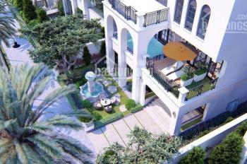 Bán biệt thự shophouse Sunshine Wonder Villas Ciputra Tây Hồ, S=(114-486)m2, giá gốc, LH 0369398998