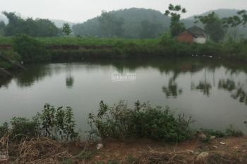 Cần bán DT: 2600m2 có 400m2 đất ở view ao rộng cánh đồng nhìn ra cao tốc Hòa Bình Hòa Lạc