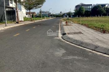 Bán lô đất KDC Sadeco Tân Phong, Quận 7, gần VivoCity, 80m2, giá 2 tỷ, SHR, XDTD. LH: 0902236311