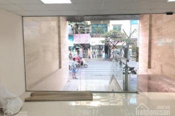 Duy nhất một căn MP Triệu Việt Vương: 110m2, mặt tiền 6.5m, thông sàn, RB, có hầm. LH: 0988844074