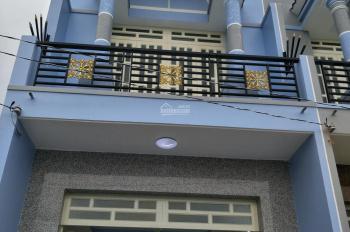 Bán nhà chợ Hưng Long, Bình Chánh, 1 lầu, 3PN, 1 tỷ 2, sổ hồng riêng. LH 0934117173