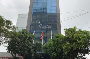 Cho thuê nhà Thái Thịnh, Thịnh Quang, Đống Đa 43m2 x 7,5T, 27 tr/th, thang máy, full đồ, thông sàn
