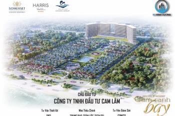 Mở bán 10 suất nội bộ ck 3% dự án Cam Ranh bay TT 15% full nội thất 5 sao. LH 0901.001.456