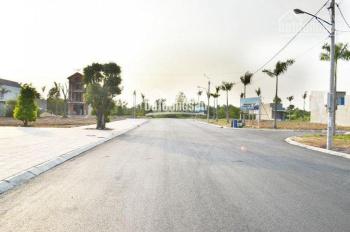 Sang gấp lô đất Cát Tường Phú Thạnh view sông Vàm Cỏ, giá chỉ 600 triệu 100m2 Giá đầu tư cực tốt