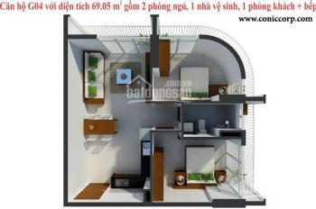 Bán gấp căn hộ chung cư thuộc KDC Conic giá vô cùng yêu thương. LH 0979 695 276
