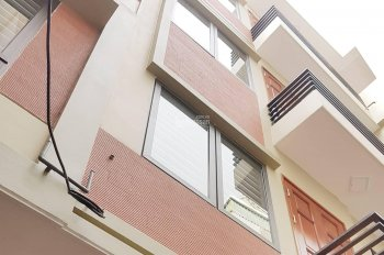 Bán nhà ngõ 281 Trương Định 5T * 46m2, ngõ thông phố Nguyễn Đức Cảnh, 3,6 tỷ, 0988468796