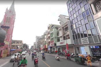 Cho thuê tòa nhà MT gần Trần Quang Khải, P. Tân Định, Q. 1 DT: 5x20m giá 100 triệu LH: 0795893923