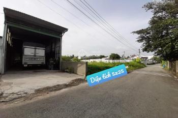 Cần bán đất mặt tiền Hưng Định 10, đường nhựa 5m, giá đầu tư