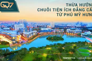 Căn hộ liền kề Phú Mỹ Hưng - Q7 Boulevard chỉ 2,2 tỷ/căn 2PN