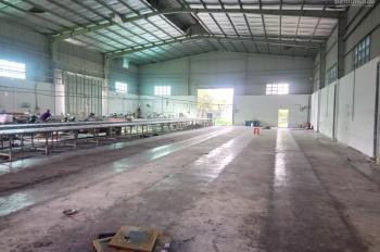 Cho thuê kho xưởng 1000m2 mặt tiền đường Lê Văn Quới, P. Bình Hưng Hòa A, Q. Bình Tân