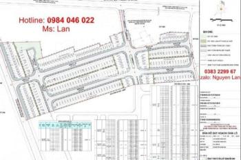 Chính chủ bán lô đất Hòa Lân 2 Saiga block C đường N2 giá 1,6 tỷ/nền 80m2. Lh: 0984.046.022
