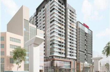 Cho thuê mặt bằng tầng 1,2 tại tòa nhà Hoàng Cầu Skyline, 36B Hoàng Cầu, Đống Đa, Hà Nội