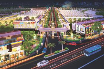 Đất nền ngay KCN Vsip 2 mở rộng giá 680 triệu, SHR, đường nhựa 13m, LH: 0914.38.15.16