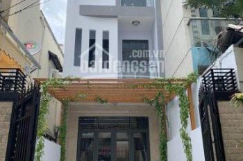 Cho thuê tòa nhà văn phòng Nguyễn Văn Nghi P. 7 DT: 8x10m 1T 1L 4 lầu, giá 135tr/th, LH: 0793307188