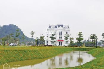 Cần bán gấp nền 157m2 dự án Tuần Châu Ecopark - Quốc Oai - Hà Nội. Giá 15 triệu/m2, 0975204638