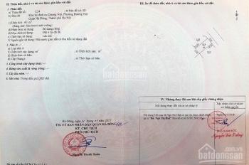 Bán lô đất đấu giá Dương Nội DT 60m2, mặt tiền 5m
