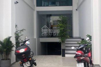 Kẹt tiền bán gấp căn hộ dịch vụ doanh thu 300tr/ tháng hầm 7 lầu, mặt tiền Nguyễn Văn Đậu