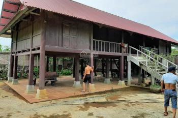 Nhượng QSD 1000m2 trang trại nhà vườn hoàn thiện tại xã Phú Mãn, Quốc Oai, giá rẻ
