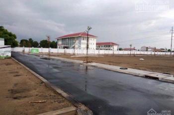Bán đất MT đường Tô Ngọc Vân, Q. Thủ Đức, giá 1.7tỷ (5x18m) 90m2. SHR sang tên ngay, LH: 0778153266