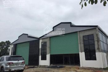Cho thuê nhà xưởng mới xây dựng diện tích 570m2, giá 23 tr/tháng, ở đường Thạnh Xuân 31