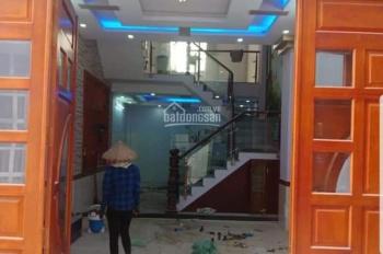 Nhà Nguyễn Hữu Trí, 1 trệt, 2 lầu, 3.3 tỷ, TL, Bình Chánh, gần sông Chợ Đệm