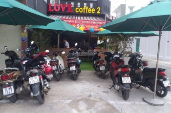 Sang quán cafe 2 góc mặt tiền Tên Lửa